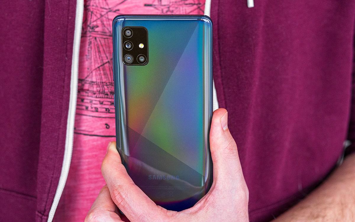 نقد و بررسی گوشی Samsung Galaxy A51 - گوشی پلازا