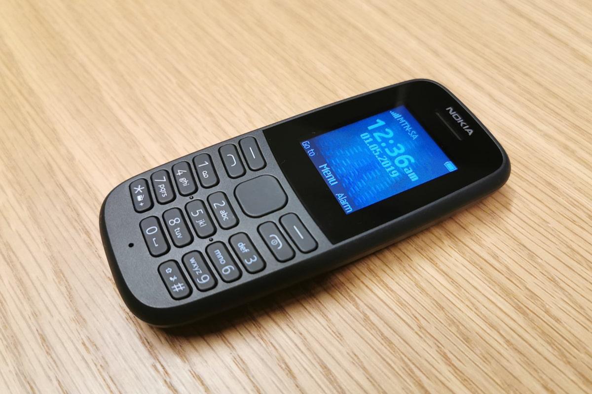 نقد و بررسی گوشی Nokia 105 - گوشی پلازا